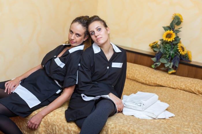 Работа в Эйлате в гостиницах